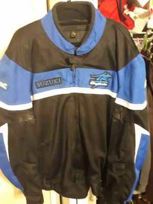 Motorcycle jacket. 2xl for Sale in Hudson, FL