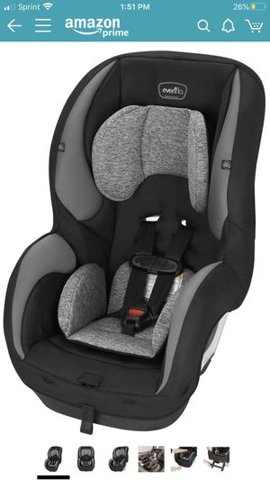 New SureRide Convertible Car Seat for Sale in Bolingbrook, IL