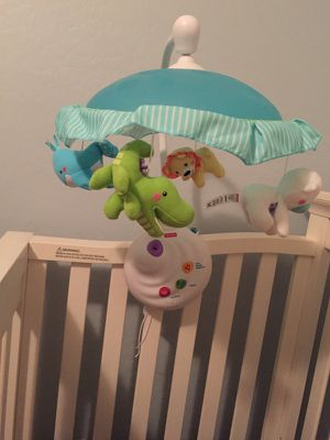 Fisher Price Projector Mobile for Sale in Queen Creek, AZ