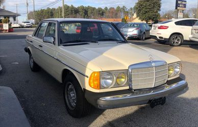 1983 Mercedes-Benz 300 Series for Sale in Richmond,  VA
