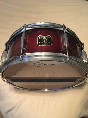 Gretsch Catalina Maple Snare Drum for Sale in Oregon City, OR