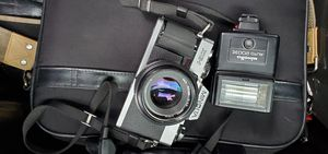 Vintage minolta camera for Sale in Roosevelt, CA