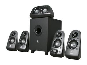 Logitech surround sound speakers for Sale in Randolph, VA