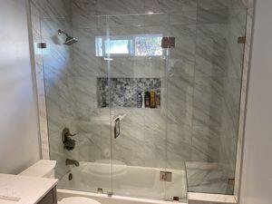 Shower glass door for Sale in Los Angeles, CA