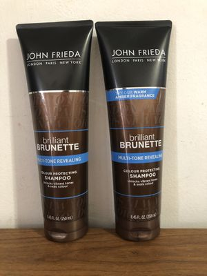 John Frieda solo shampoo set 2 piezas 8.45 oz for Sale in Miami, FL