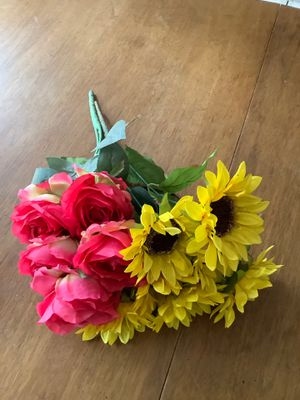 Decorative flowers for Sale in Ipswich, MA