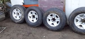 4Runner rims and tires ready to go for Sale in Boring, OR