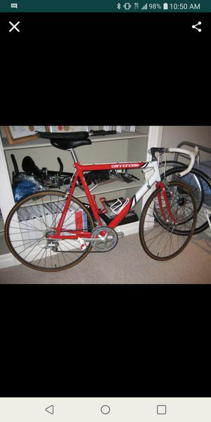 Cannondale 3.0 road bike for Sale in San Jose, CA