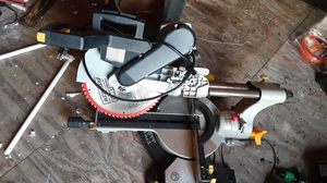 Miter saw on a bevel for Sale in Spring Hill, FL