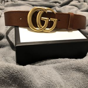 Two Gucci Snake belts for Sale in Great Neck, NY
