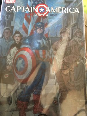 Captain America: Red , White & Blue for Sale in Frostproof, FL