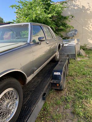 1986 caprice for Sale in Richmond, VA