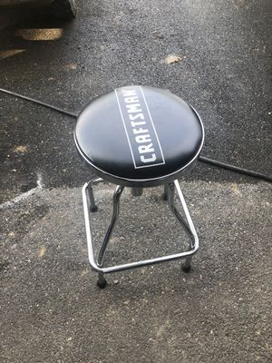 Craftsman stool for Sale in Olney, MD