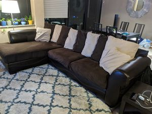 Ashley Victory Sectional Couch for Sale in Seattle, WA