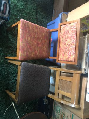 Antique chairs 4 available for Sale in Hayward, CA