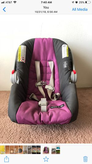 Graco Infant car seat for Sale in Maryland Heights, MO