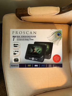 Proscan DVD PLAYER portable for Sale in Las Vegas, NV