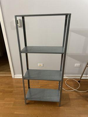 Metal storage shelf for Sale in Chicago, IL