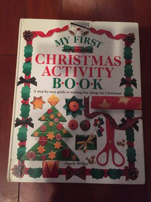 Christmas craft book for Sale in Parkland, WA