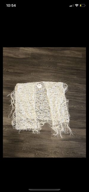 Brand new lace kimono for Sale in Phoenix, AZ