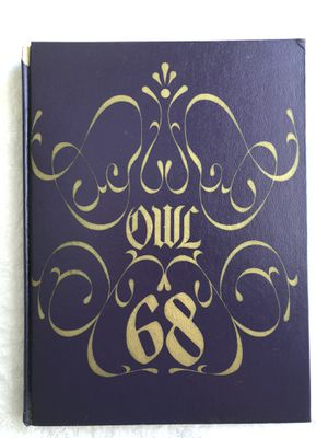 Fresno hi Yearbook 1968 for Sale in Fresno, CA