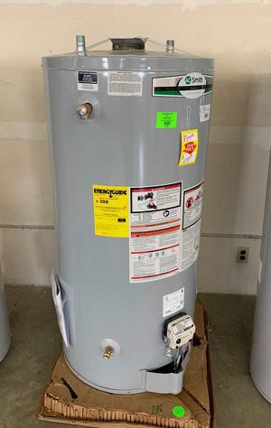 New AO SMITH 74 gallon WATER HEATER WITH WARRANTY T5 P9 for Sale in Dallas, TX