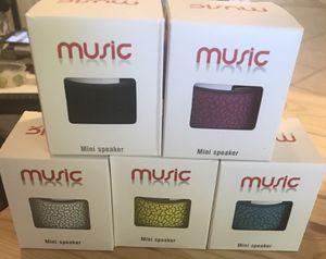 Wireless Bluetooth LED Speakers for Sale in Phoenix, AZ