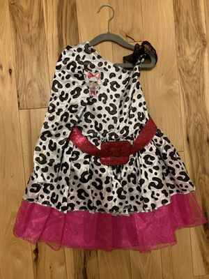 Girls LOL doll costume Halloween small 4-6X for Sale in Fort Lauderdale, FL