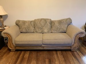 Couch and chair for Sale in Evart, MI