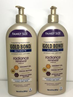 Gold Bond Radiance Renewal Lotion for Sale in Washington,  DC