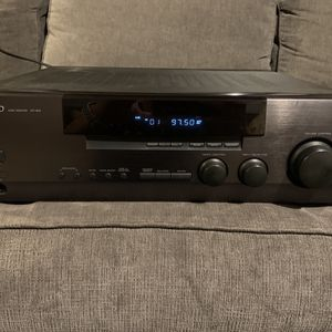 Kenwood AR-304 Stereo Receiver w/ Remote for Sale in Beaverton, OR