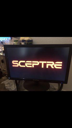 Sceptre monitor for Sale in Santa Clarita, CA