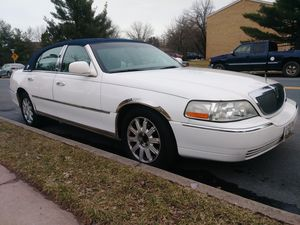 2009 Lincoln Town Car for Sale in Frederick, MD
