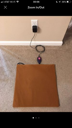 Electric Heating Pad for Sale in Marysville, WA