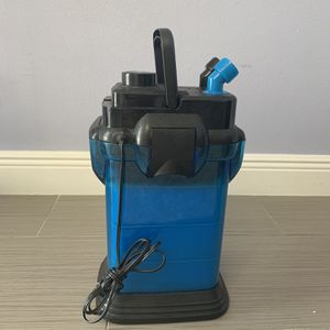 Cascade 1000 Canister Fish Tank Filter for Sale in Tampa, FL