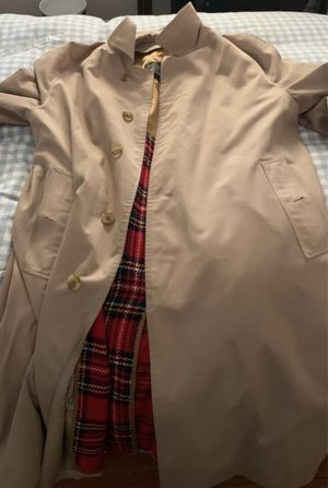unisex burberry trench coat for Sale in San Mateo, CA