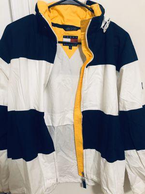 Vintage Rare Tommy Hilfiger Jacket for Sale in Chantilly, VA