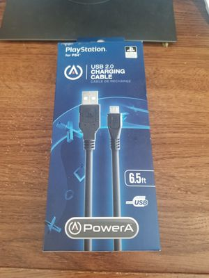 PowerA PS4 USB Charge Cable for Sale in Bay Shore, NY