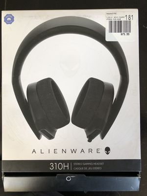 Alienware 310H Gaming Headset for Sale in Denver, CO