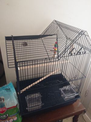 Parakeet cage for Sale in New Haven, CT