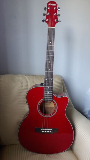 Acoustic electric guitar Ashland by Crafter for Sale in Highland Beach, FL