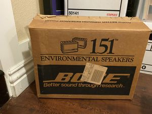 Bose 151 environmental speakers for Sale in Anaheim, CA
