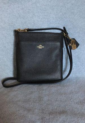 Coach purse (black) for Sale in Puyallup, WA