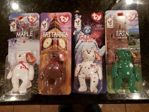 Rare McDonalds Beanie babies for Sale in Oakland, CA