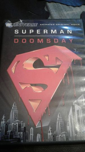 Superman Doomsday for Sale in Fresno, CA