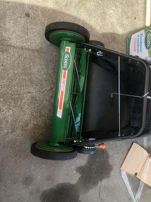 Reel lawn mower for Sale in Compton, CA