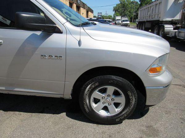 2010 Dodge Ram 1500 Quad Cab