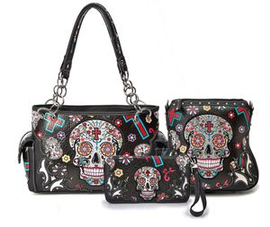 Skull concealed carry purse for Sale in Mesa, AZ