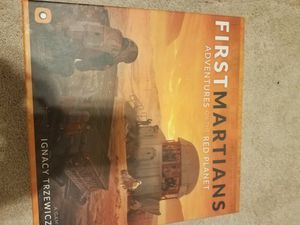 First Martians: Adventures on the Red Planet Board Game for Sale in Orlando, FL