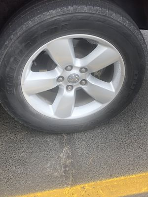 "20"" Rams rims for Sale in Kansas City, MO"